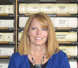 Valerie Newell, Webster County Clerk